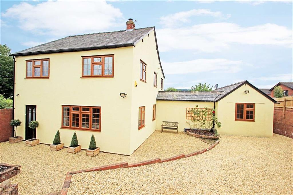 4 Bedrooms Detached House for sale in Steventon New Road, Ludlow, Shropshire