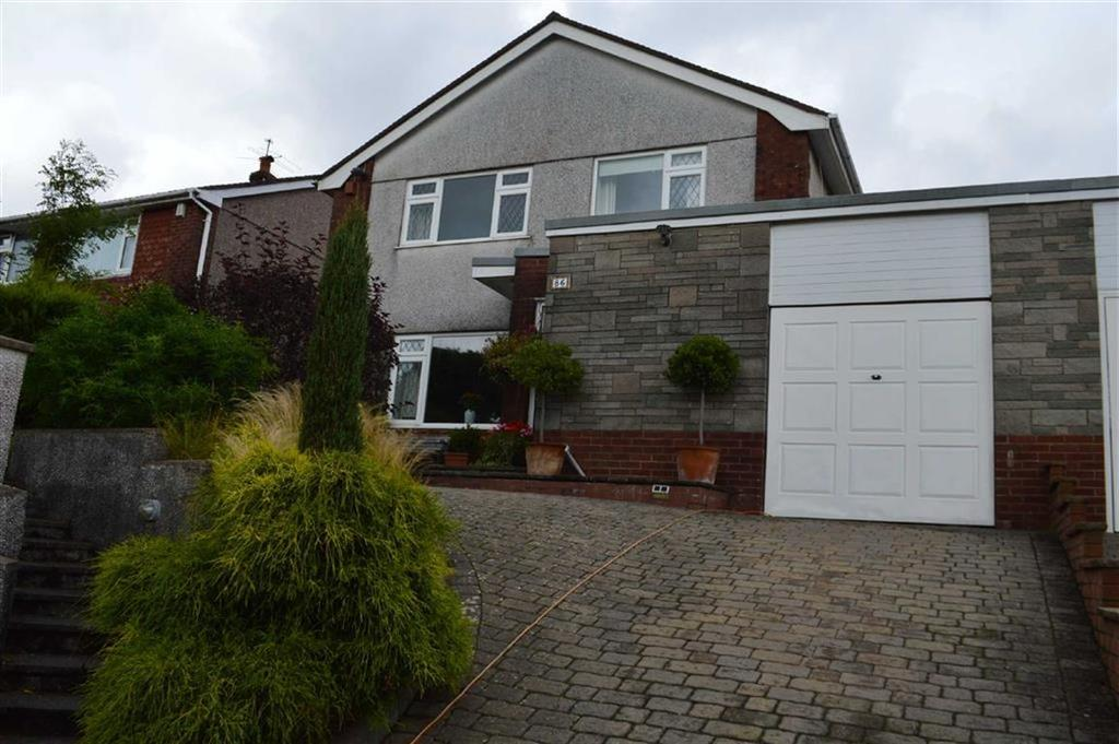 4 Bedrooms Detached House for sale in Rhyd Y Defaid Drive, Swansea, SA2
