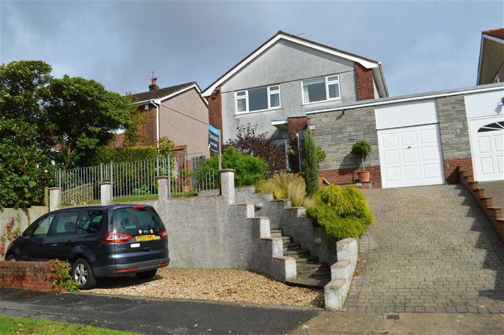 4 Bedrooms Detached House for sale in Rhyd Y Defaid Drive, Swansea, SA2