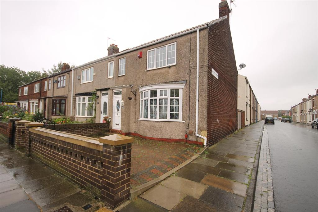 2 Bedrooms End Of Terrace House for sale in Station Lane, Seaton Carew, Hartlepool
