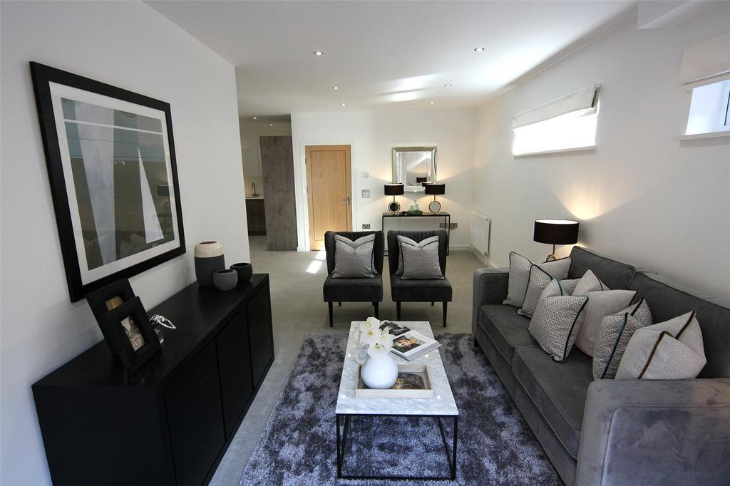 3 Bedrooms Flat for sale in Cornwall Road, Waterloo, London, SE1
