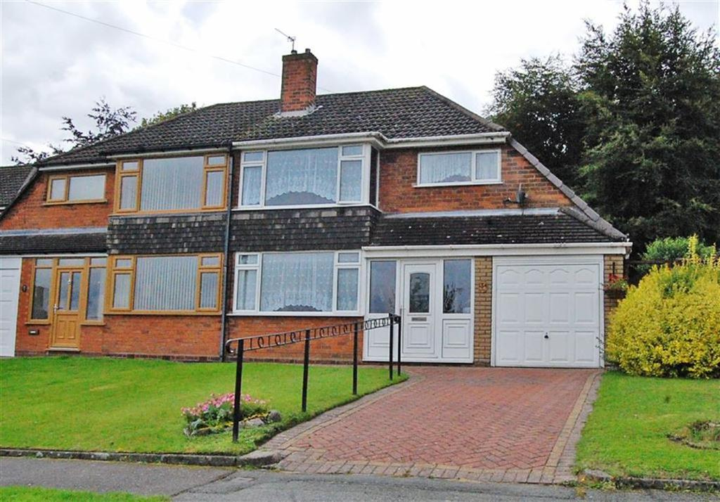 3 Bedrooms Semi Detached House for sale in Farrington Road, Ettingshall Park