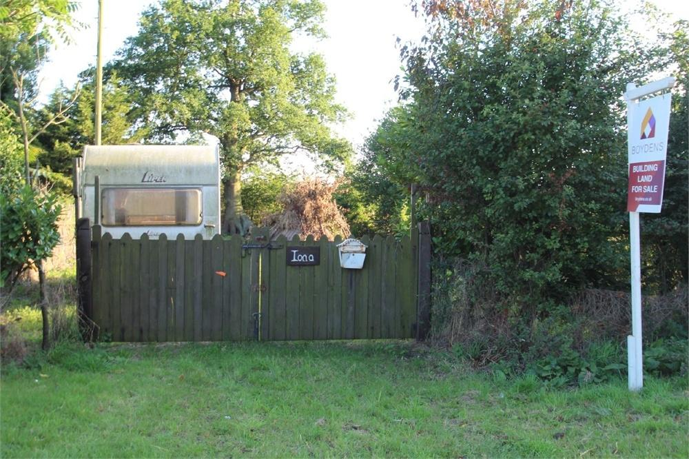 Land Commercial for sale in Clacton Road, Frating, COLCHESTER, Essex