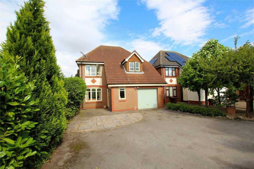 4 Bedrooms Detached House for sale in Harthill Avenue, Leconfield, Beverley, East Riding of Yorkshire