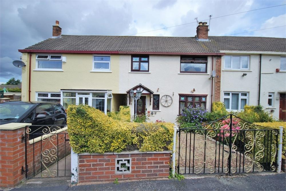 3 Bedrooms Terraced House for sale in Avondale Drive, WIDNES, Cheshire