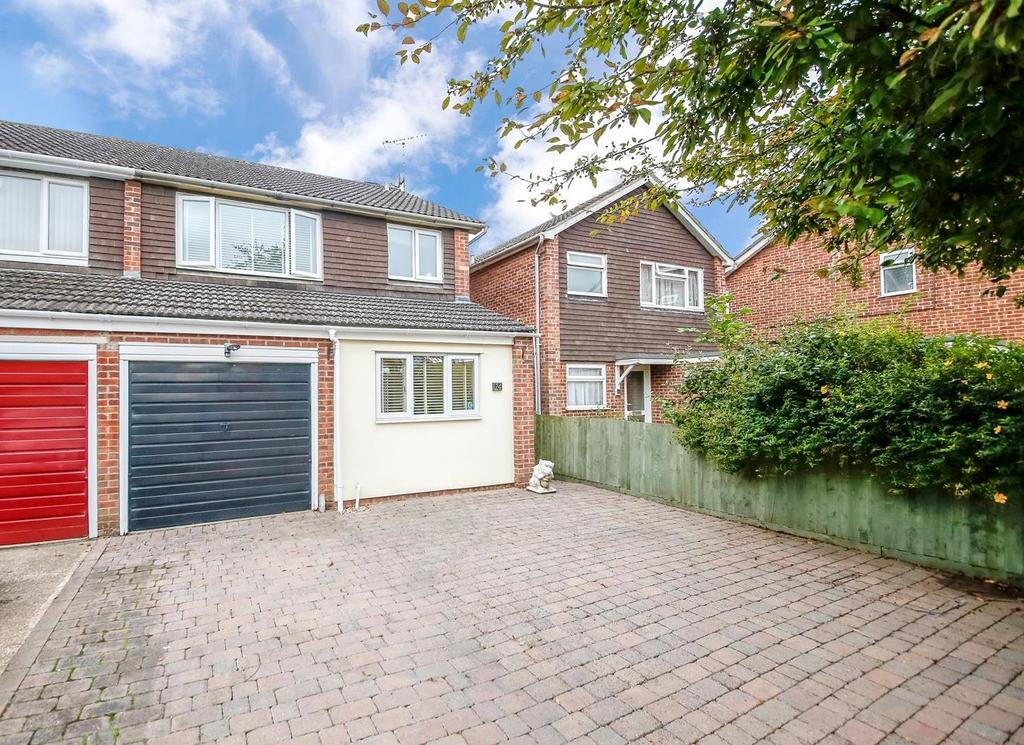 3 Bedrooms Semi Detached House for sale in Danbury Close, Marks Tey, Colchester, Essex, CO6