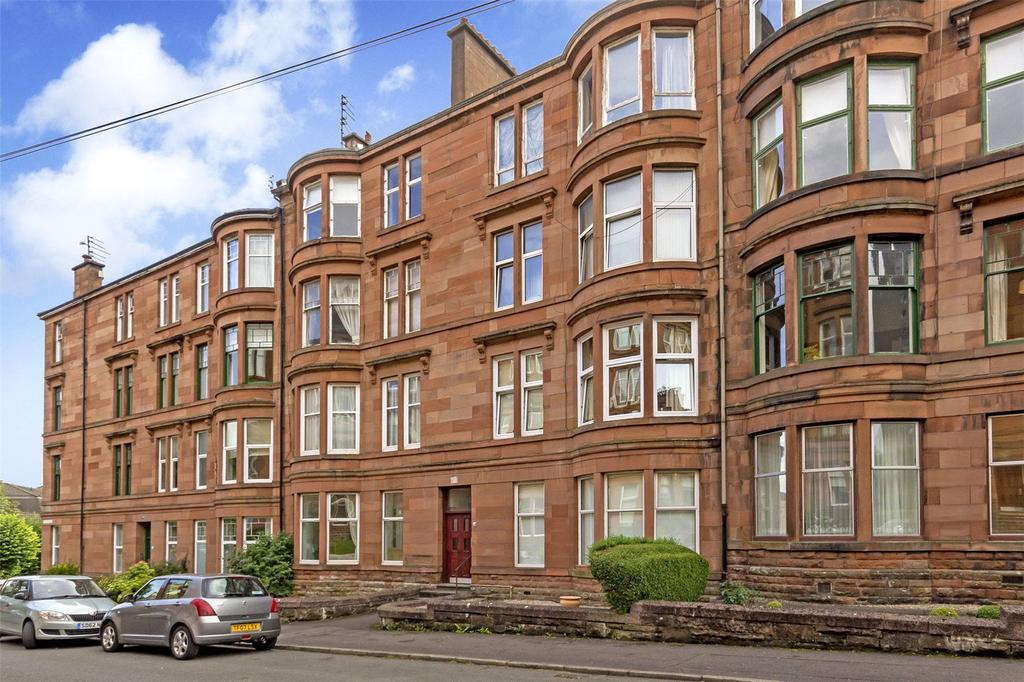 1 Bedroom Flat for sale in 1/2, 14 Grantley Gardens, Shawlands, Glasgow, G41