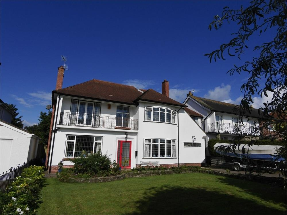 4 Bedrooms Detached House for sale in Plymouth Road, Penarth