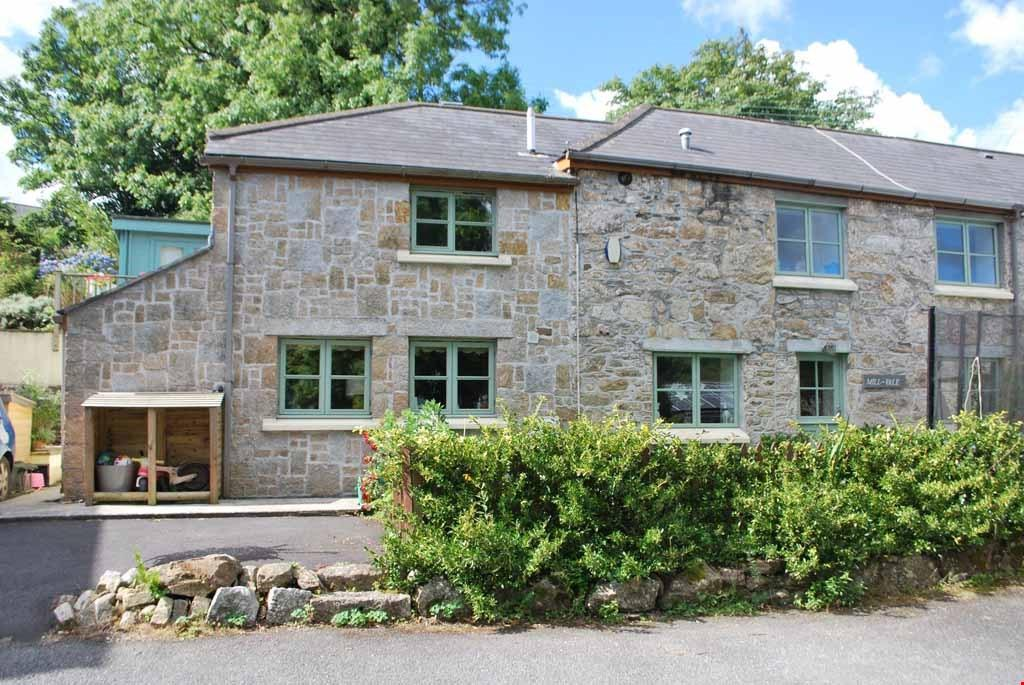 3 Bedrooms Semi Detached House for sale in Ponsanooth, Nr. Truro, Cornwall, TR3
