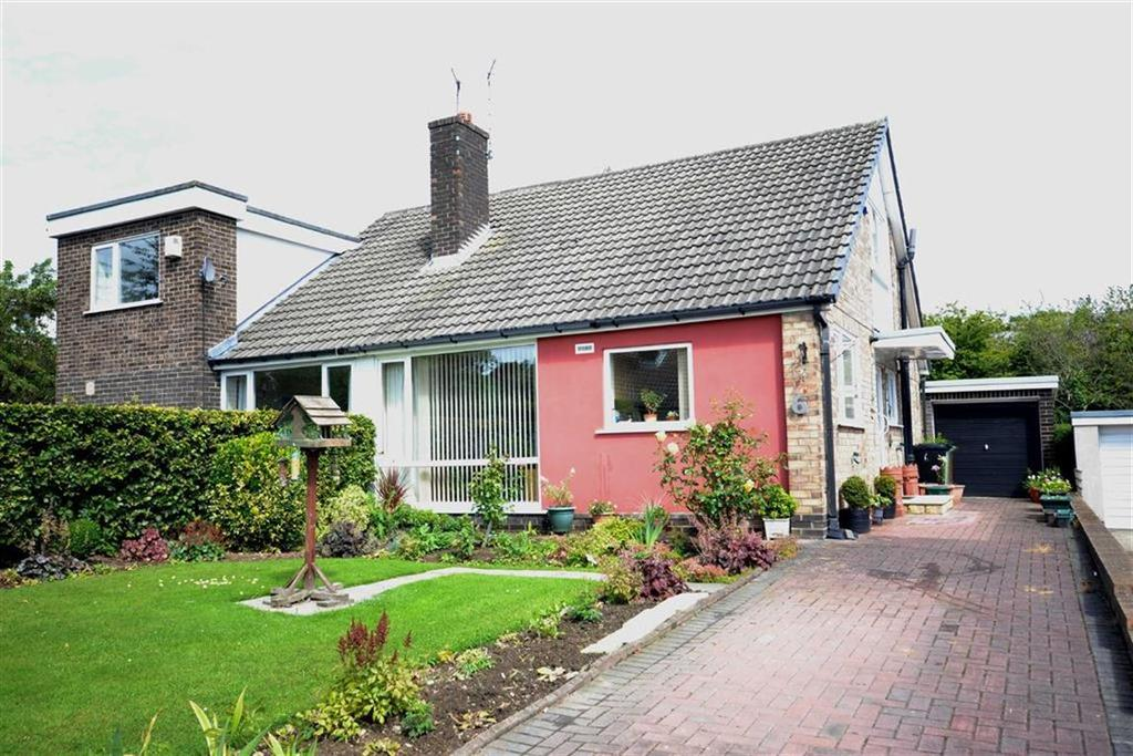 3 Bedrooms Semi Detached Bungalow for sale in Paddock Close, Garforth, Leeds, LS25