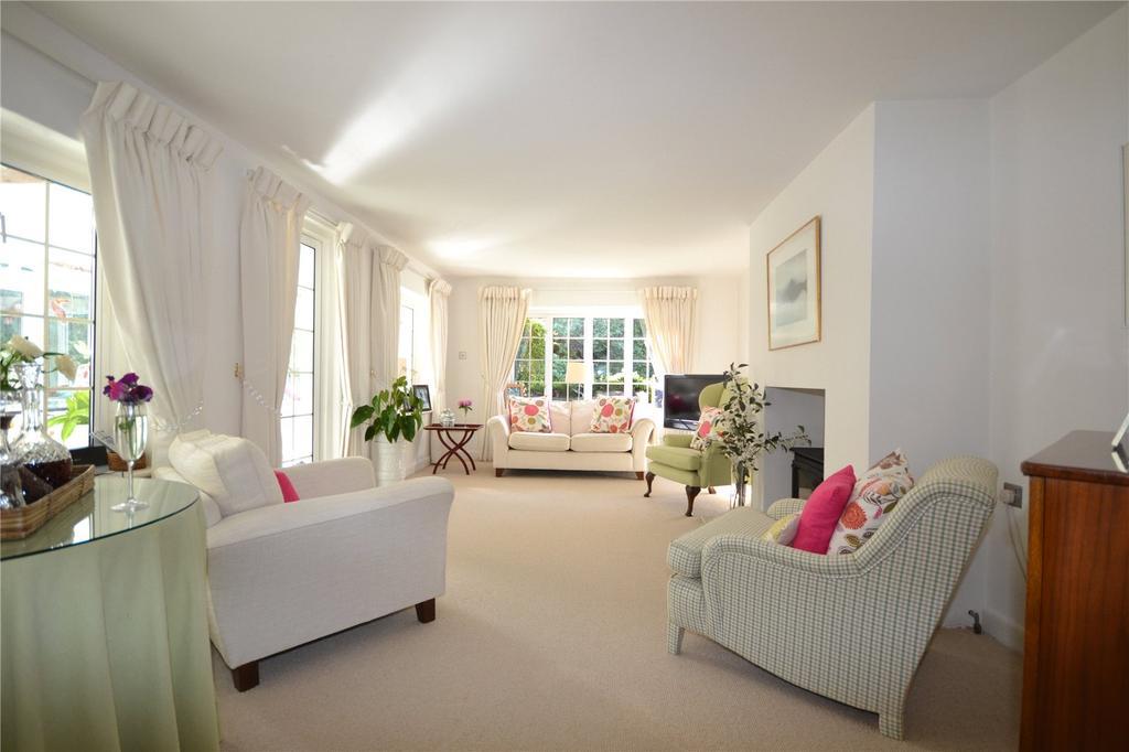 3 Bedrooms Detached House for sale in Hatchet Lane, Beaulieu, Brockenhurst, Hampshire, SO42