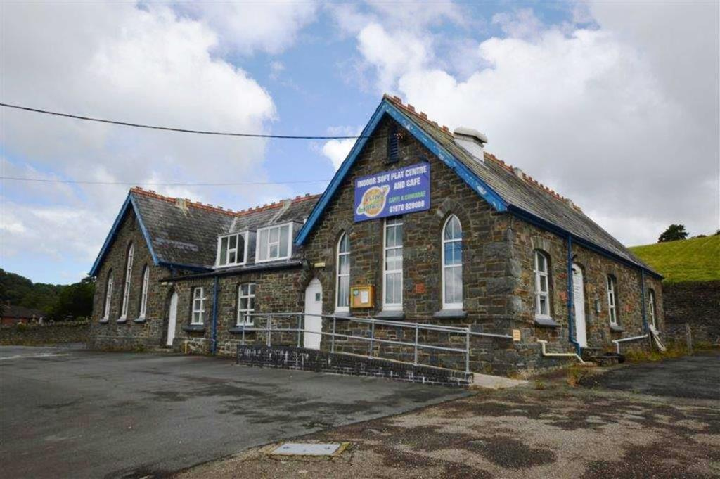 Residential Development Commercial for sale in The Old School, Llandre, Aberystwyth, Ceredigion, SY24