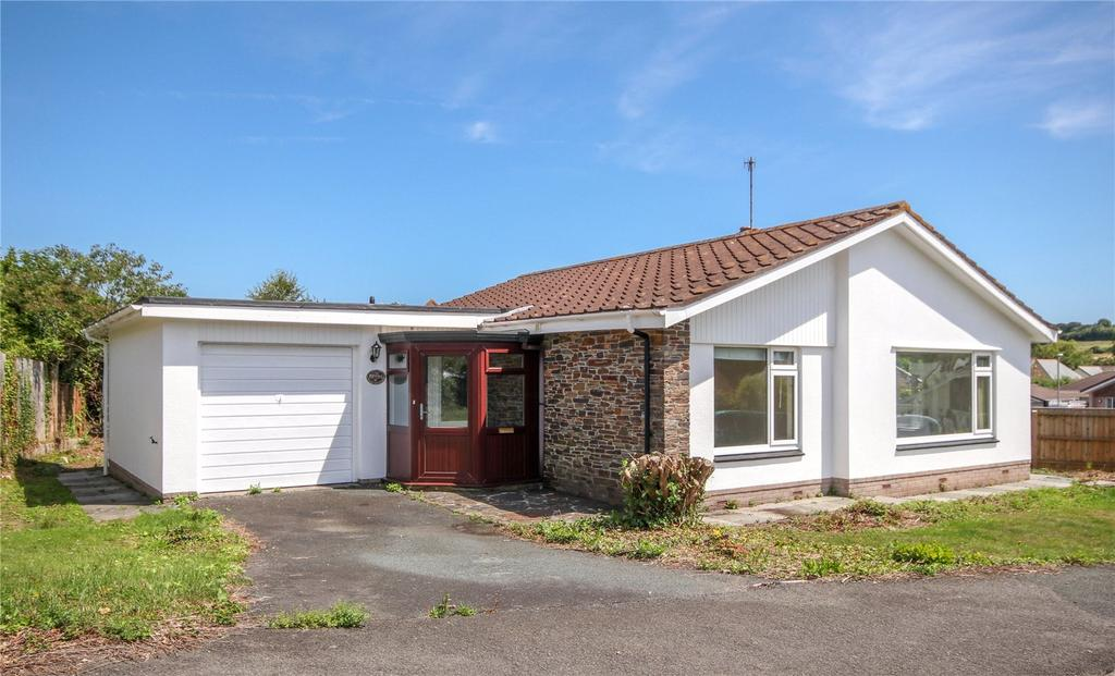 3 Bedrooms Detached Bungalow for sale in Orchard Way, Chillington, Kingsbridge, Devon, TQ7