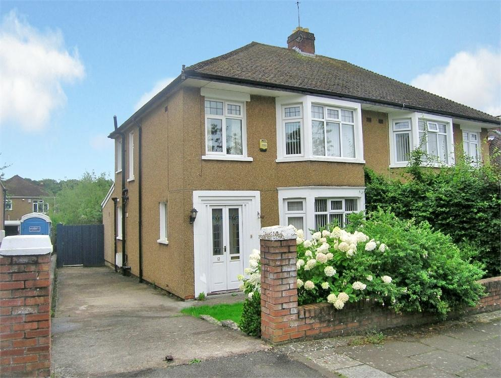 3 Bedrooms Semi Detached House for sale in Beatty Avenue, Roath Park, Cardiff