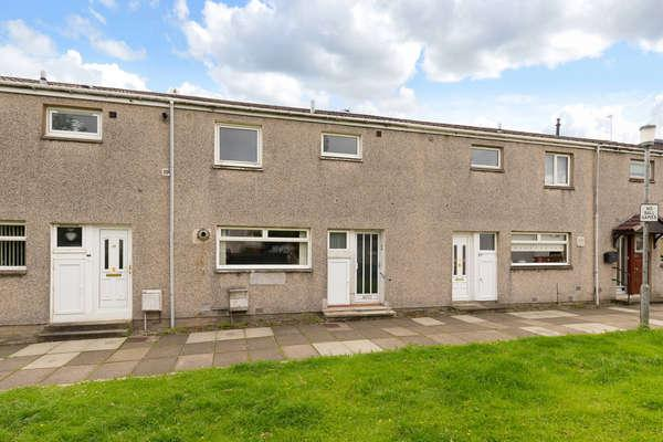 3 Bedrooms Terraced House for sale in 55 Etive Court, Cumbernauld, Glasgow, G67 4JA