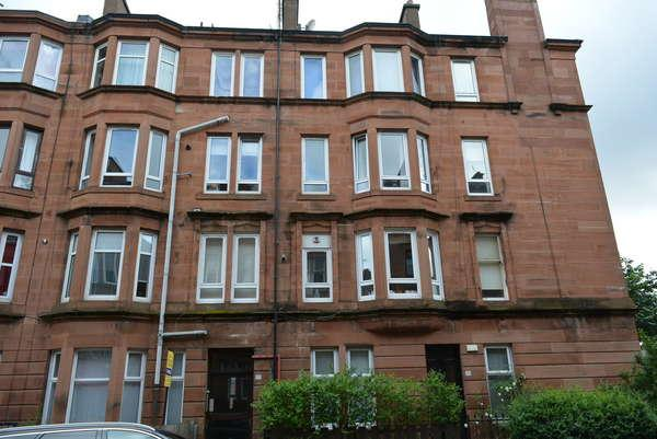 1 Bedroom Flat for sale in 2/2, 22 Apsley Street, Partick, Glasgow, G11 7ST