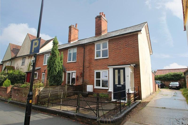 2 Bedrooms End Of Terrace House for sale in High Street, Colchester
