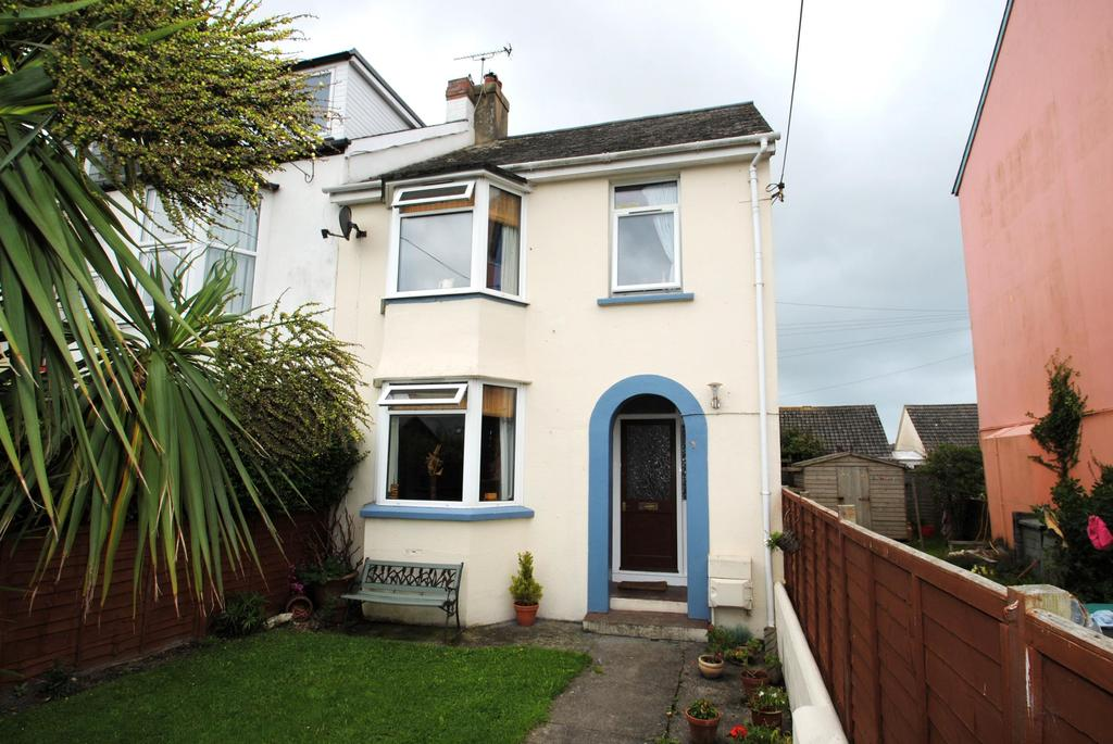 3 Bedrooms Semi Detached House for sale in Eastbourne Terrace, Westward Ho!
