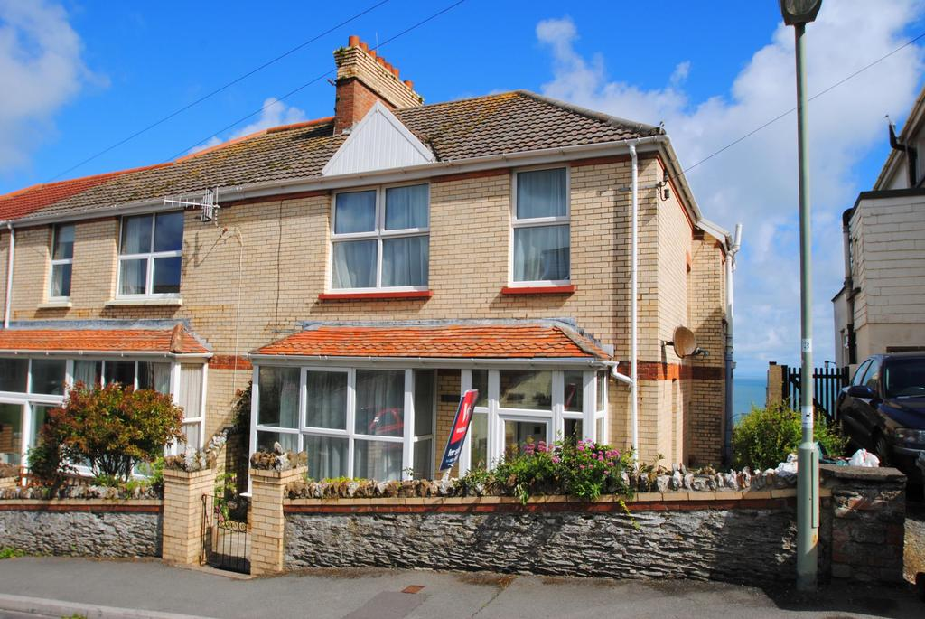 3 Bedrooms Terraced House for sale in Castle Hill, Ilfracombe