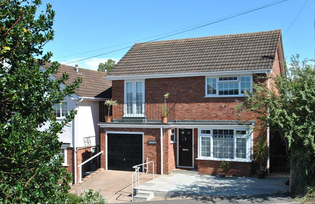 3 Bedrooms Detached House for sale in Barton Road, Minehead