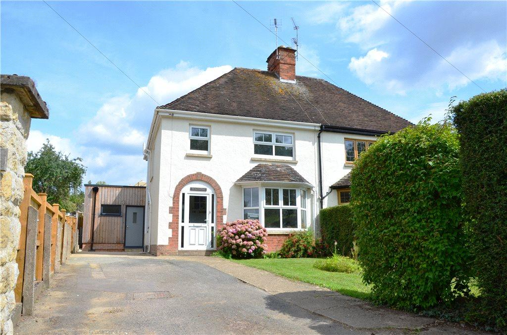 3 Bedrooms Semi Detached House for sale in Station Road, Broadway, Worcestershire, WR12