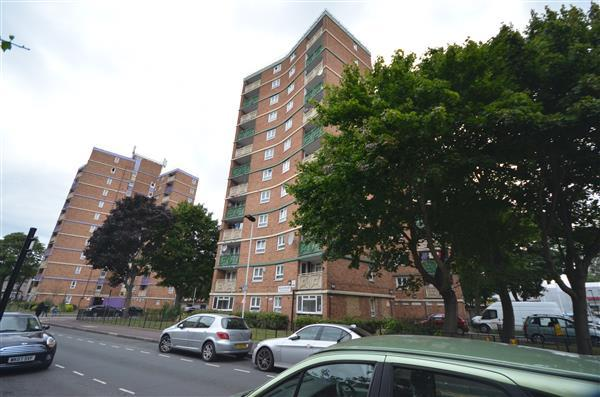 2 Bedrooms Apartment Flat for sale in Willis House, Grantham Road, E12