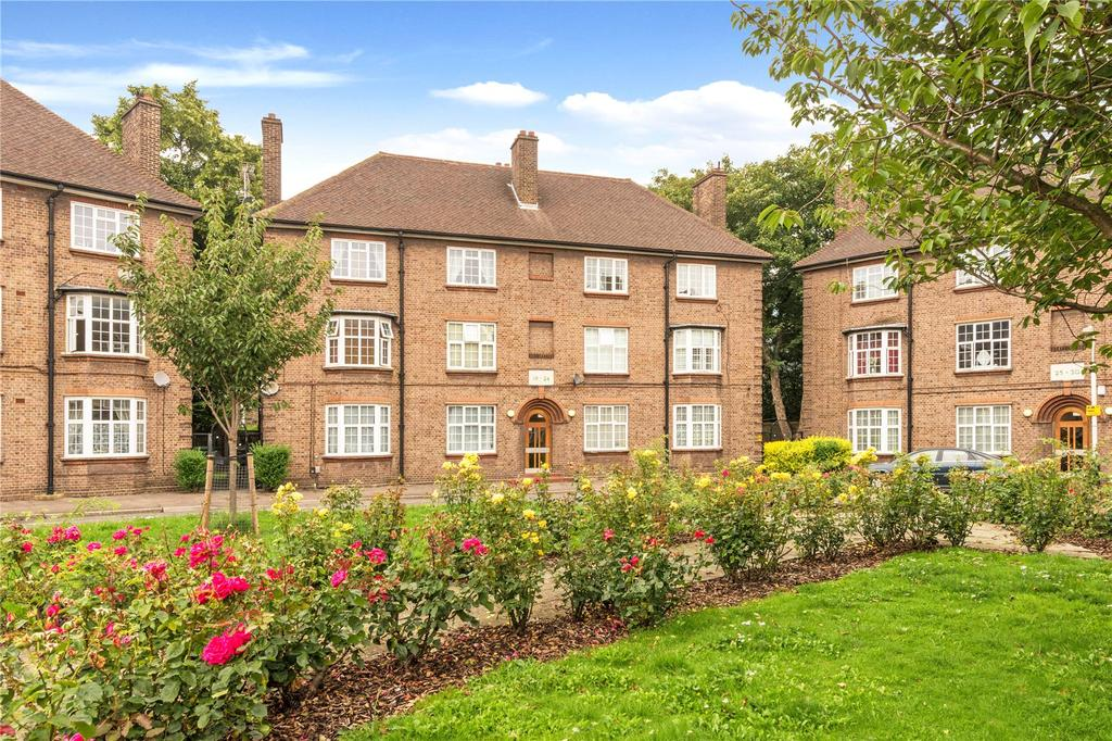 2 Bedrooms Flat for sale in Claremont Close, Islington, London