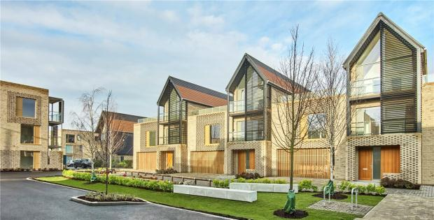 5 Bedrooms House for sale in Abode, Addenbrooke's Road, Trumpington, Cambridge