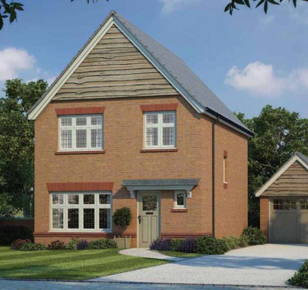 3 Bedrooms House for sale in Cobden Gardens, Hauxton Meadows, Cambridgeshire