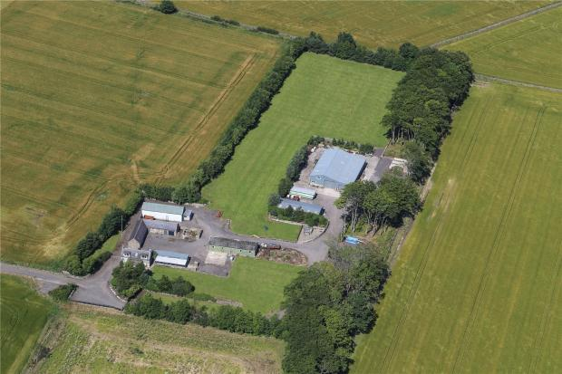 Plot Commercial for sale in Stonehaven, Aberdeenshire