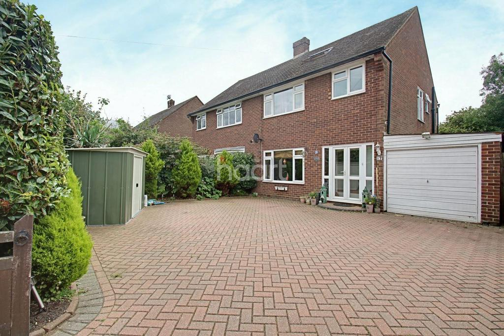 4 Bedrooms Semi Detached House for sale in Langley Lane, Abbots Langley, WD5