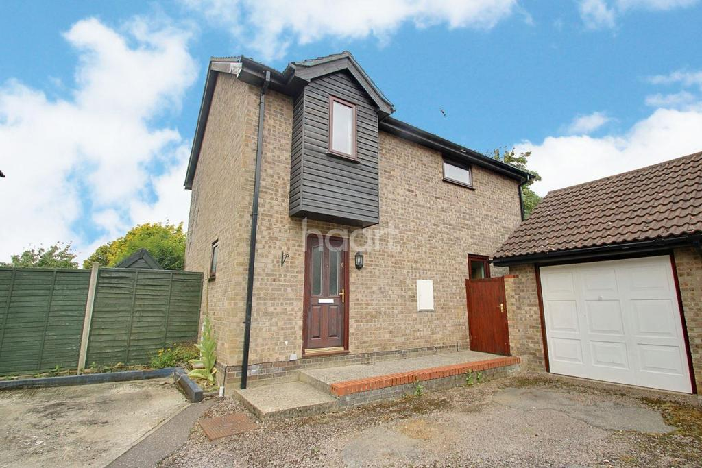 3 Bedrooms Detached House for sale in Tudor Close, Chedburgh