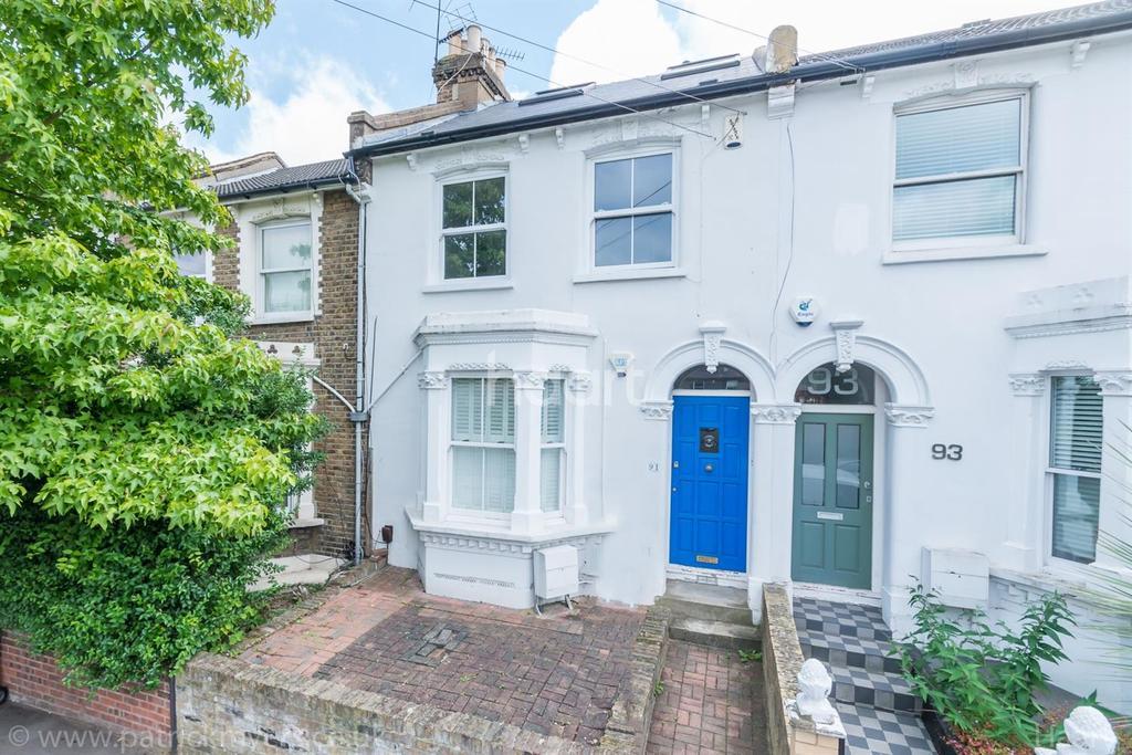 2 Bedrooms Flat for sale in Henslowe Road,East Dulwich,London,SE22
