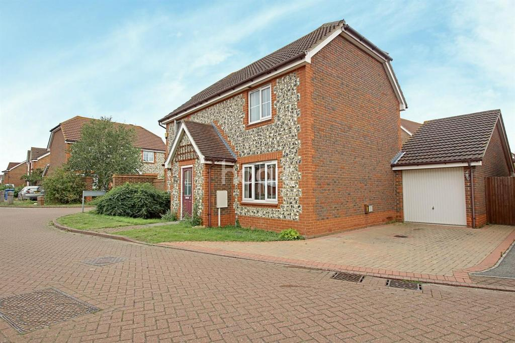 4 Bedrooms Detached House for sale in Penny Cress Road