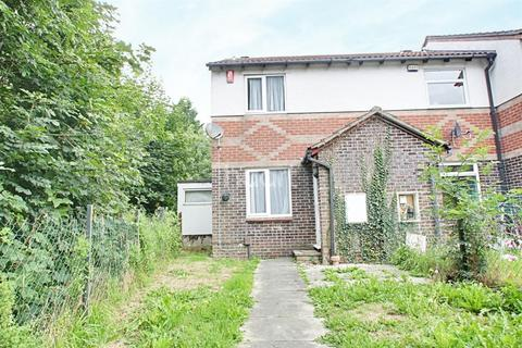 2 bedroom end of terrace house for sale - Warwick Orchard Close, Plymouth