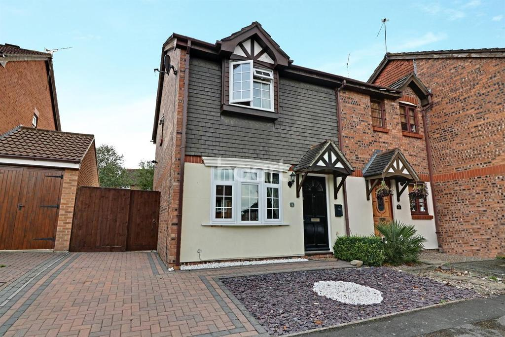 3 Bedrooms End Of Terrace House for sale in Ixworth Close, Swindon, Wiltshire