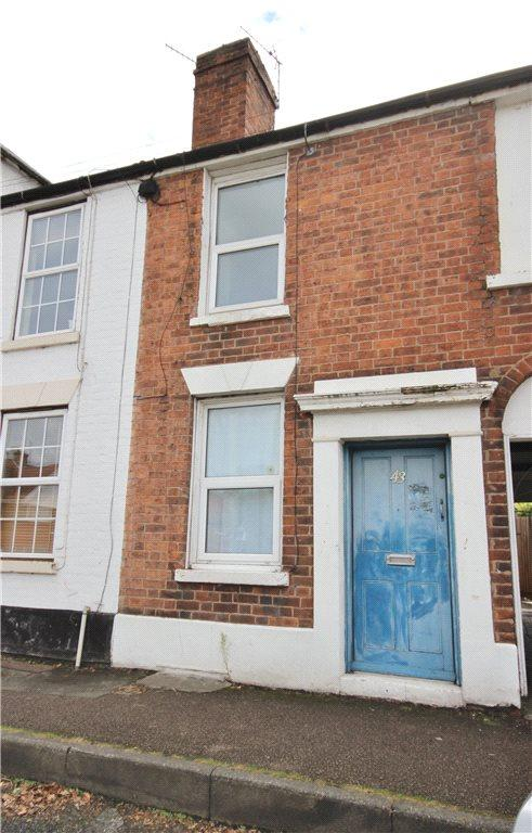 2 Bedrooms Terraced House for sale in Bransford Road, Worcester, Worcestershire, WR2