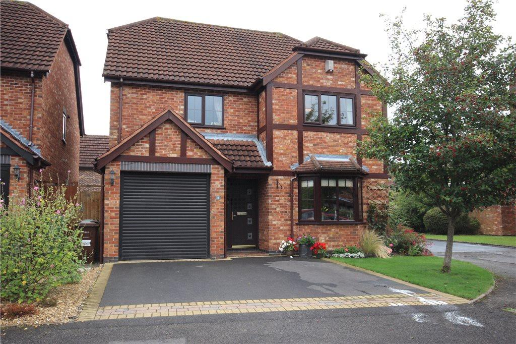 4 Bedrooms Detached House for sale in Swinbrook Way, Shirley, Solihull, West Midlands, B90
