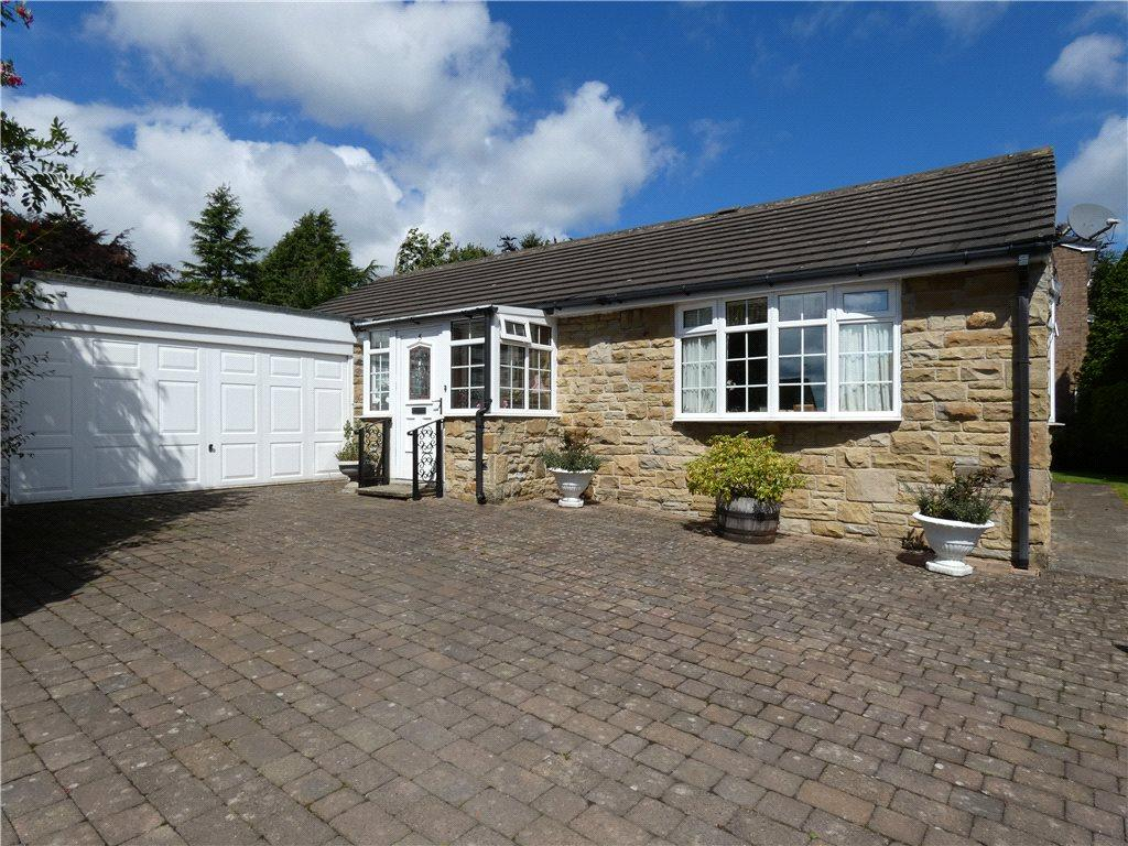 3 Bedrooms Detached Bungalow for sale in Grafton Close, Baildon, West Yorkshire