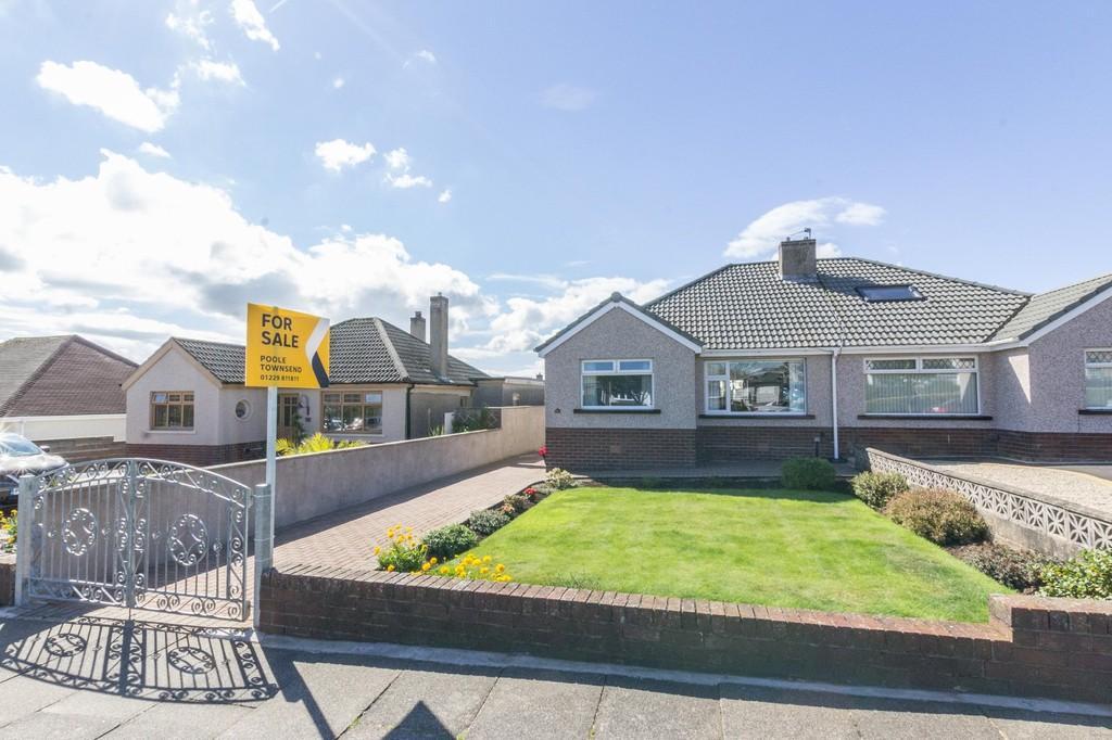 2 Bedrooms Semi Detached Bungalow for sale in 60 Dalton Lane, Barrow