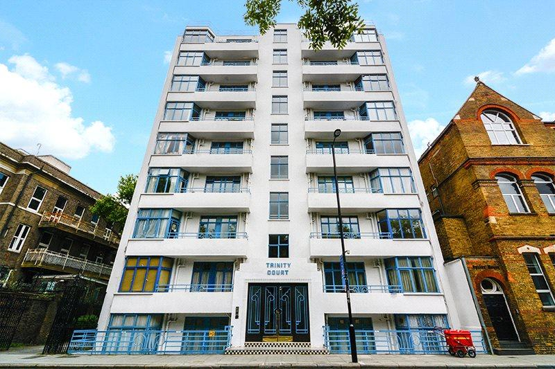 1 Bedroom Flat for sale in Trinity Court, 254 Gray's Inn Road, London, WC1X