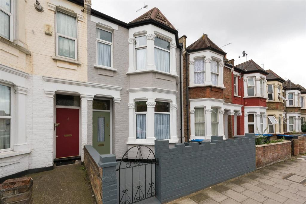 3 Bedrooms Terraced House for sale in Essex Road, London, NW10