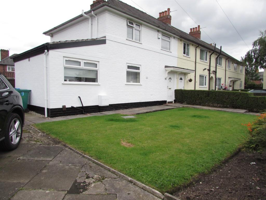 3 Bedrooms End Of Terrace House for sale in Briardene Gardens, Crossacres, Manchester, M22