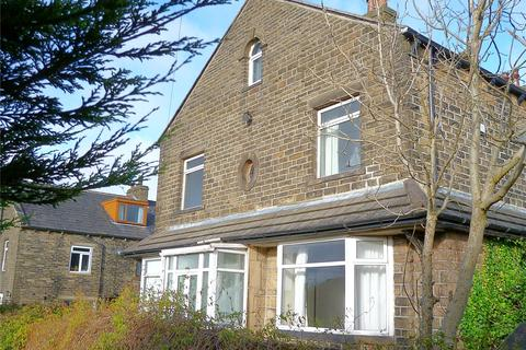 3 bedroom end of terrace house for sale - Rock Lea, Queensbury, BD13