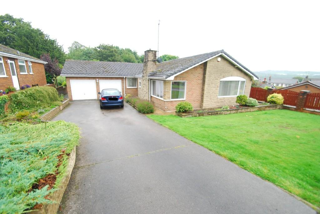 3 Bedrooms Detached Bungalow for sale in ST MARYS GARDEN, WORSBROUGH VILLAGE, BARNSLEY S70 5LU