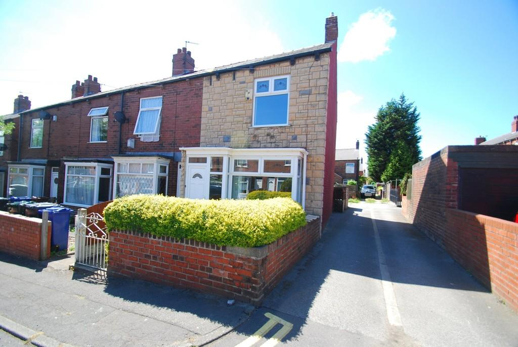 2 Bedrooms End Of Terrace House for sale in WINTER AVENUE, BARNSLEY S75 2ER