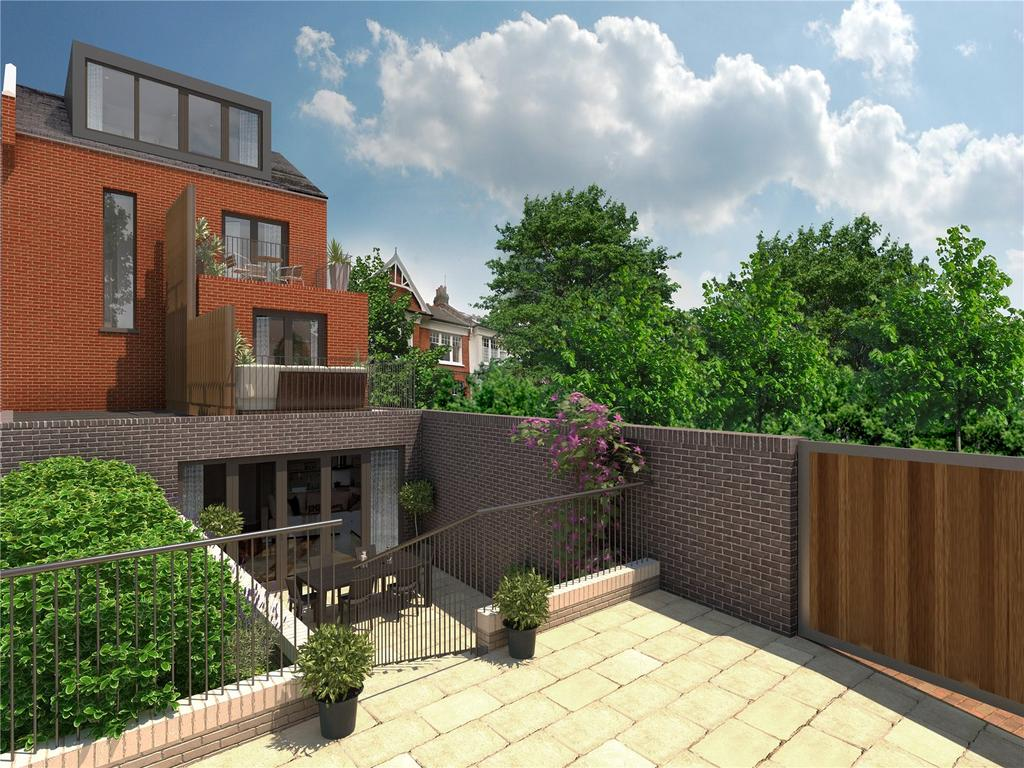 4 Bedrooms Semi Detached House for sale in The Gate House, Grand Avenue, London, N10