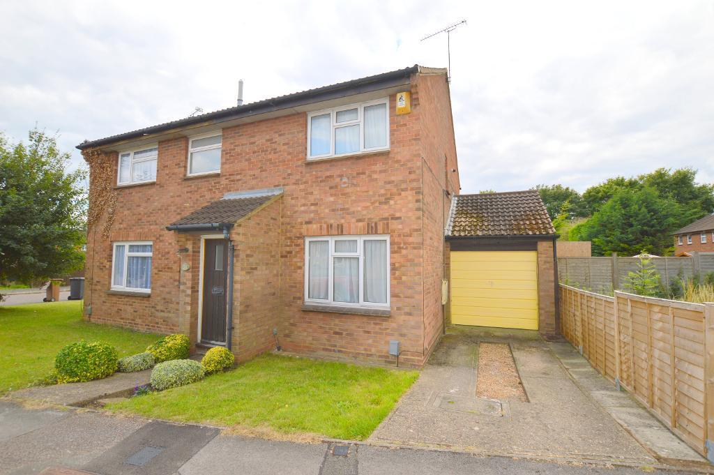 2 Bedrooms Semi Detached House for sale in Enderby Road, Luton, Beds, LU3 2HG
