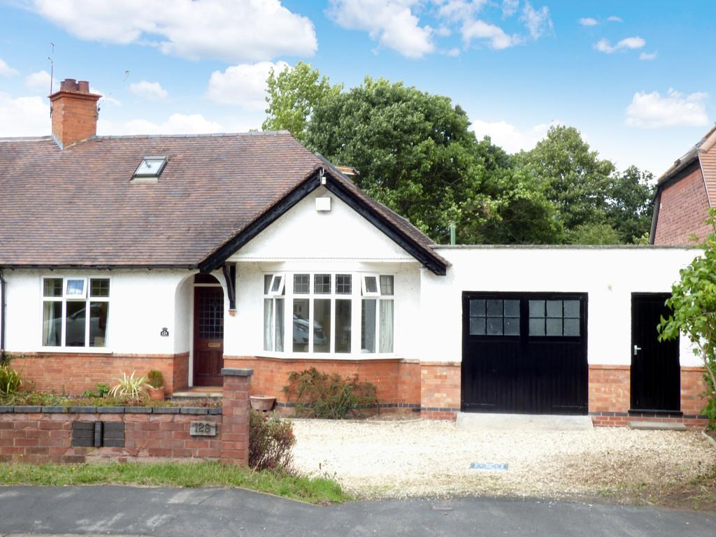 3 Bedrooms Semi Detached Bungalow for sale in Loxley Road, Stratford-Upon-Avon