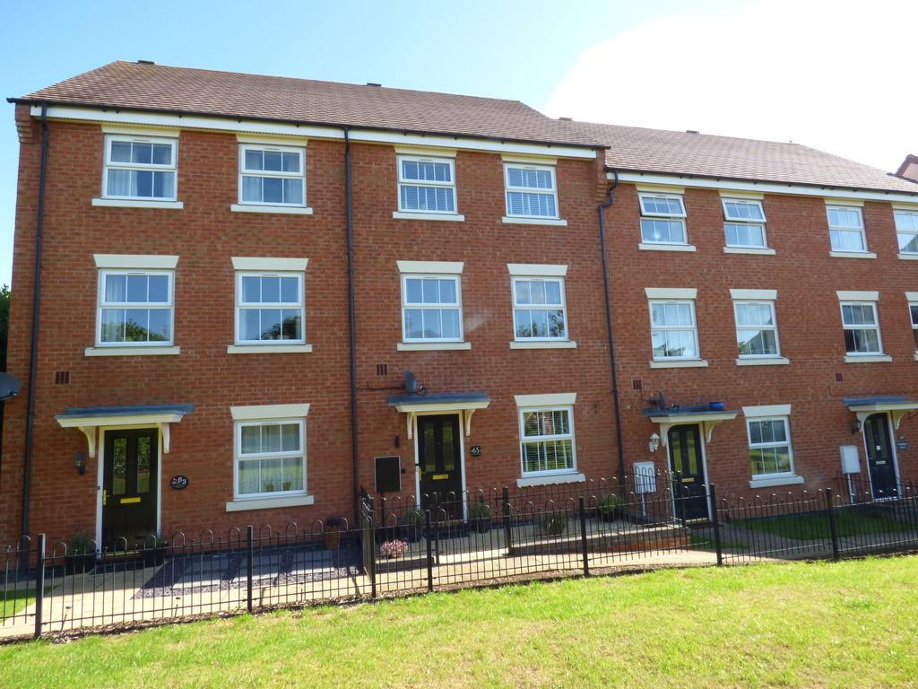 4 Bedrooms Terraced House for sale in Beecham Road, Shipston-On-Stour